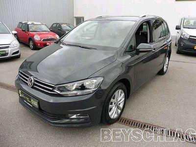 gebraucht VW Touran Comfortline 2,0 BMT TDI DSG Kombi / Family Van,