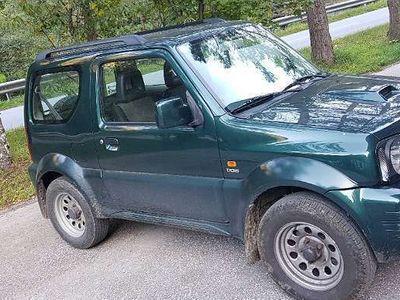 gebraucht Suzuki Jimny 1,5 VX DDis SUV / Geländewagen,