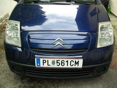 gebraucht Citroën C2 1,1 liter SX....TIPPTOPP Klein-/ Kompaktwagen
