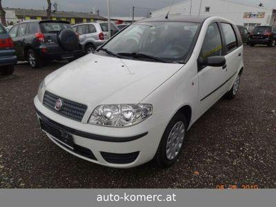 gebraucht Fiat Punto 1.2 8V Actual