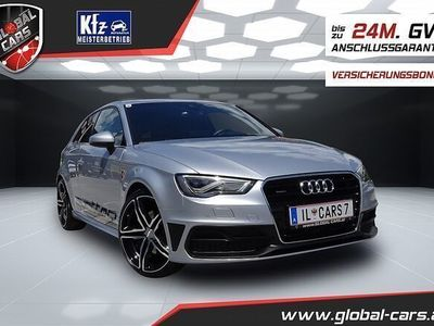 gebraucht Audi A3 2,0TDI*SPORTQUATTRO*LED*MEGAVOLL*TOP!!!