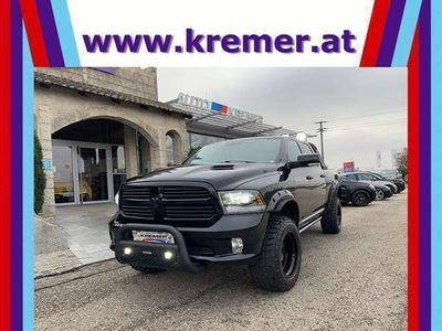 gebraucht Dodge Ram Sport Long Bed/BLACK-EDITION/KLAPPENAUSPUFF/