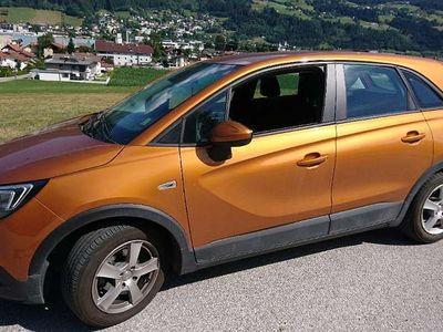 brugt Opel Crossland X 1.2 X Edition SUV / Geländewagen,