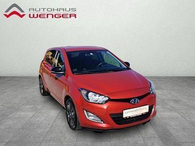 gebraucht Hyundai i20 1,25 Go