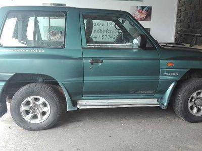 gebraucht Mitsubishi Pajero MT 2,5TD Cl. SUV / Geländewagen,