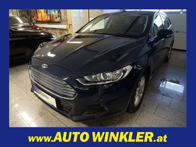 gebraucht Ford Mondeo Traveller Business Plus 1,5TDCi PDC