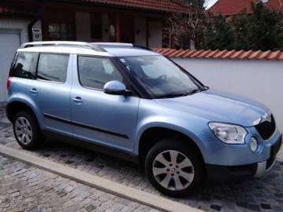 gebraucht Skoda Yeti Elegance 2,0 TDI CR SUV / Geländewagen,
