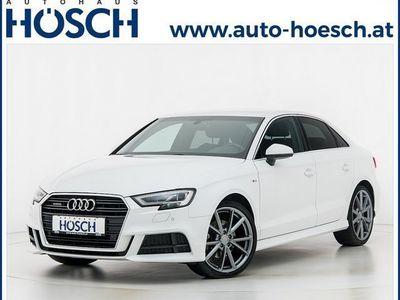gebraucht Audi A3 Limousine 2.0 TDI quattro Sport 2xS-Line Aut. LP: