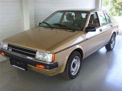 gebraucht Nissan Cherry HN 12 Automatic Kombi / Family Van,
