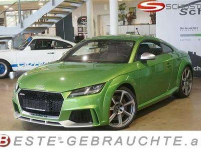 gebraucht Audi TT RS TFSI 2.5 Quattro S-tronic Matrix-LED 20*Alu