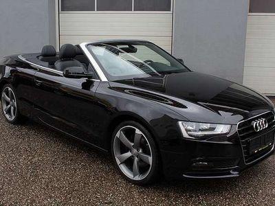 gebraucht Audi A5 Cabriolet Style 2.0 TDI