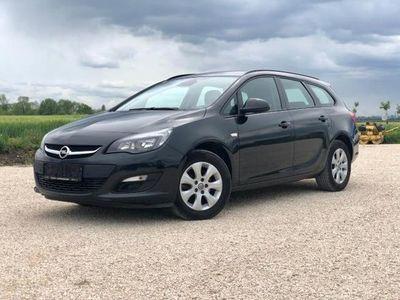 used Opel Astra ST 1,6 CDTI Ecoflex Edition, SERVICEHEFT