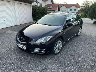 gebraucht Mazda 6 Sport Combi 1,8i