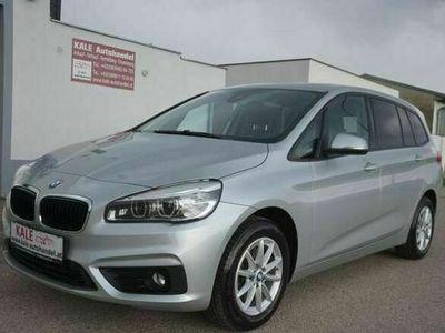 gebraucht BMW 218 Gran Tourer Diesel (F46)Aut.*1.Besitz*7-Sitze*LED*