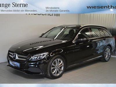 brugt Mercedes C180 dT-Modell C180dT-Modell