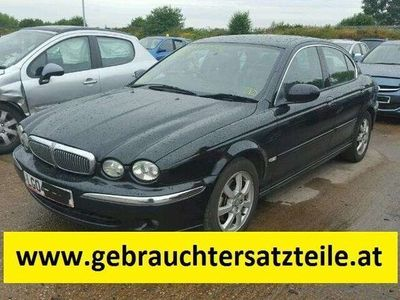 gebraucht Jaguar X-type 2,0 Executive Ds. Limousine
