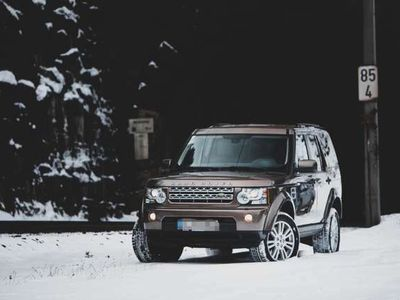 gebraucht Land Rover Discovery 4 3,0 TdV6 HSE Aut.