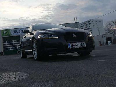 gebraucht Jaguar XF Luxury 3.0D Limousine
