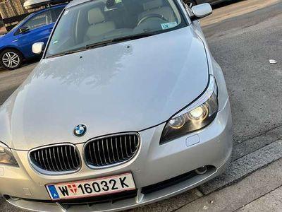 gebraucht BMW 523 5er-ReiheSehr gepflegt Limousine