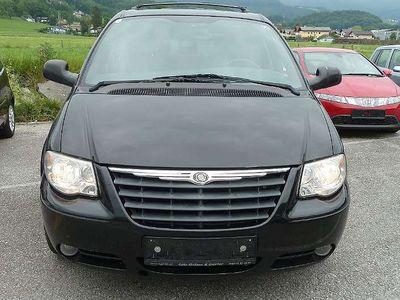 gebraucht Chrysler Voyager 2,8 Seven CRD Ds. Aut. Kombi / Family Van