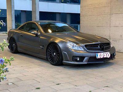 gebraucht Mercedes SL55 AMG SL-KlasseAMG Kompressor**Tausch Möglich** Cabrio / Roadster