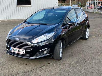 gebraucht Ford Fiesta 1.0 Titanium Klein-/ Kompaktwagen