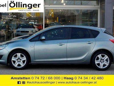 gebraucht Opel Astra Edition
