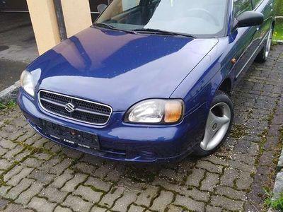 brugt Suzuki Baleno 1,6 GLX AT Klein-/ Kompaktwagen,