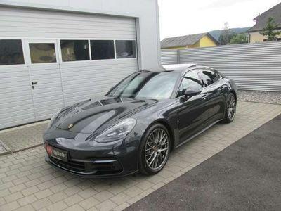 "gebraucht Porsche Panamera 4 E-Hybrid PHEV Aut.VOLL-ACC-MASSAGE-PANORAMA-21"""