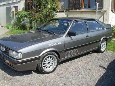 gebraucht Audi Coupe GT Limousine