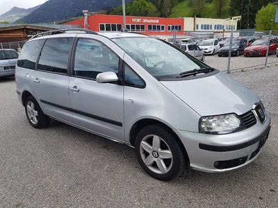 gebraucht Seat Alhambra Reference 1,9 TDI PD Kombi / Family Van,
