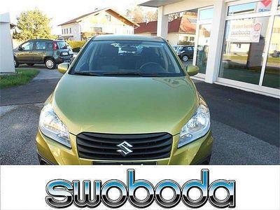 brugt Suzuki SX4 S-Cross 1,6 DDiS 2WD Clear