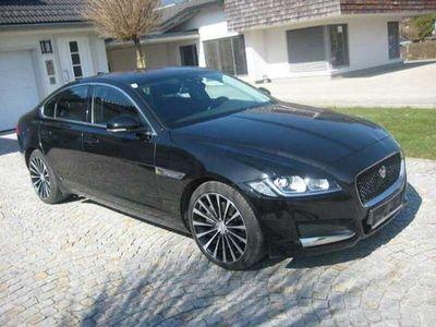 gebraucht Jaguar XF E-Performance Portfolio Aut.