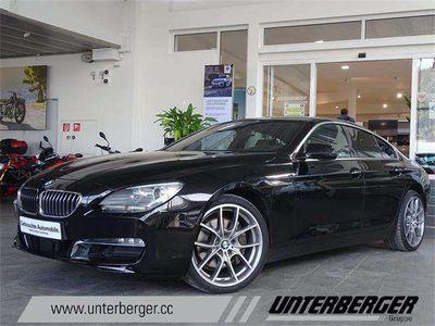 gebraucht BMW 640 d xDrive Gran Coupe / Aktiv Komfortsitze /