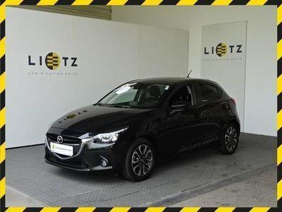 """gebraucht Mazda 2 G115 Revolution Top """"Innenausstattung schwarz"""""""