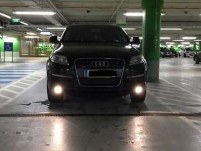 gebraucht Audi Q7 3,0 TDI Quattro