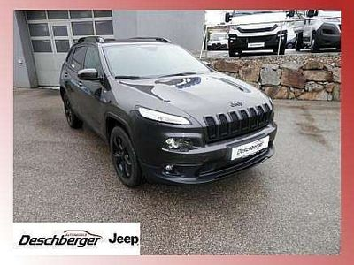 brugt Jeep Cherokee 2,0 MultiJet II AWD Night Eagle Aut. SUV / Offroad