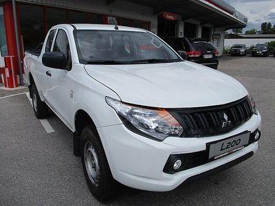 gebraucht Mitsubishi L 200 2,4 DI-D 4WD Klubkabine Invite