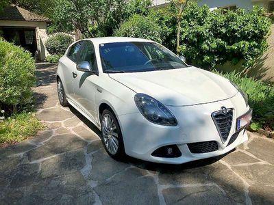 gebraucht Alfa Romeo Giulietta 1.4 TB Distinctive Klein-/ Kompaktwagen