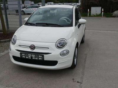 gebraucht Fiat 500 Hybrid 1.0 GSE CULT * TEMPOMAT KLIMA LM-FELGEN ...