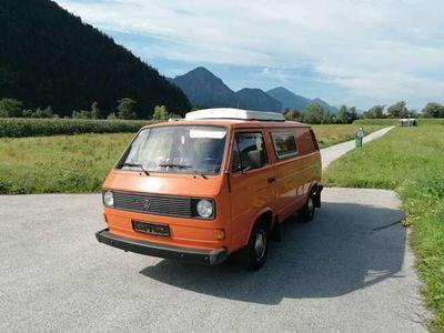 gebraucht VW T3 Münnich - Camper
