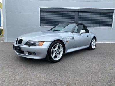 gebraucht BMW Z3 1,9 nur 64.000km Cabrio / Roadster