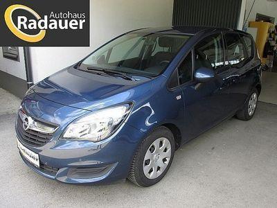 brugt Opel Meriva 1,4 Ecotec Cool & Sound Kombi / Family Van,