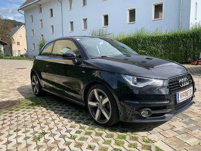 gebraucht Audi A1 1,2 TFSI admired Klein-/ Kompaktwagen