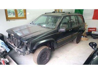 used Jeep Grand Cherokee 5.2 V8 Limited Edition SUV / Geländewagen