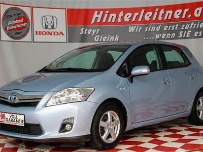used Toyota Auris 1,8 VVT-i Hybrid High AHK/ERSTBESITZ