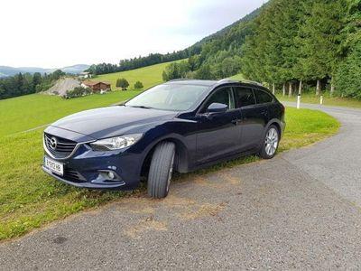 gebraucht Mazda 6 Sport Combi CD175 Revolution
