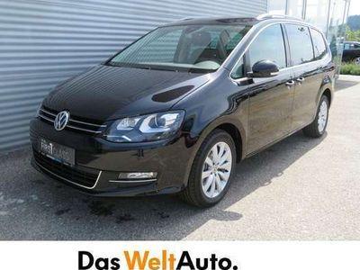 gebraucht VW Sharan Business+ TDI SCR 5-Sitzer
