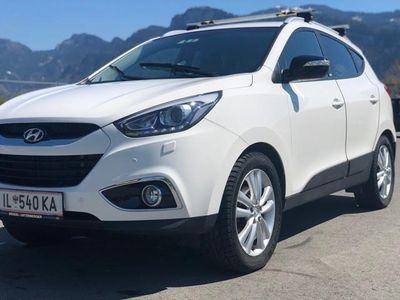 gebraucht Hyundai ix35 2.0 CRDi 4WD GO