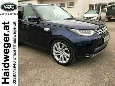 gebraucht Land Rover Discovery 5 3,0 SDV6 HSE Aut. SUV / Geländewagen